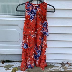 Floral Ruffled Dess